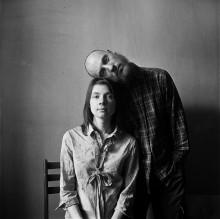 Ваня и Катя / Портрет с Историей. Катя, которая в 2003 году встретила Ваню. http://ava-veled.livejournal.com/22466.html