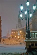 Атмосфера. / 2001 г. Зима.