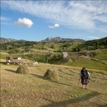 Предзакатный пейзаж / Черногория