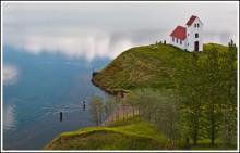 Исландская пастораль / Исландия.