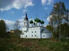 Успенский собор / Вологодский Горний женский монастырь