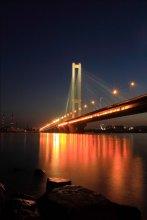 """Из серии """"Южный""""... / Южный мост, Киев, Украина"""