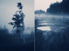 Без названия / один туманный вечер