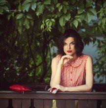 На балкончике / http://soul-portrait.com/  Богдана