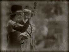 В ритме старинного танго... / Рекомендую  включить музыку! http://www.youtube.com/watch?v=jRsicUG6BIo&feature=related