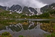 Каракольские озера II / Горный Алтай