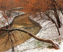 Первый снег / **********