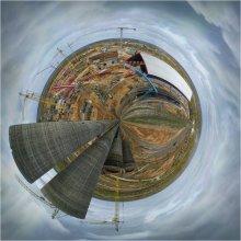Building on all Earth / Цементный завод