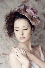 Ксюша / одежда из коллекции Ольги Радецкой макияж Элина Лев модель Ксюша