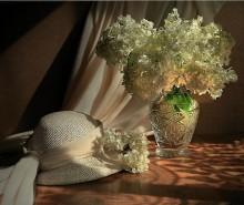 Про шляпу и цветы / ********