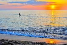 встречая солнце продолжение / море море болгарское солнце