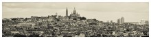 Montmantre / Париж, панорама Монмартра