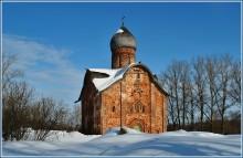 церковь Петра и Павла в Кожевниках / Великий Новгород