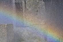 rainbow in the stars / радуга