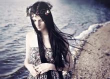 Sea. Dreaming. / model: Jate Fairy