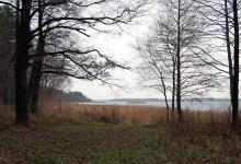 November steps / Lake Strusto. Near Braslaw.