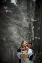 Первый снег.. / Свадьба 11.11.11.