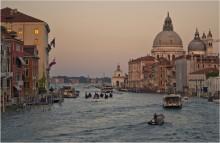 Вечер в Венеции / Италия (Венеция)