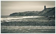побережье... / Белое море, маяк Инцы