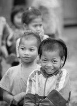 В лаосской деревне №5 / Смотрите серию Лаос.