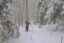 Снегопад... / Всех с Новым 2012 годом! Будьте счастливы!!!