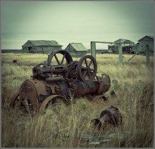 железо... / Инцы, побережье Белого моря