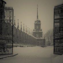 Ворота открыты 2 / 15.01.12 Волоколамский кремль
