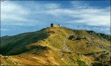 Піп-Іван / Обсерватория на вершине Чорногоры