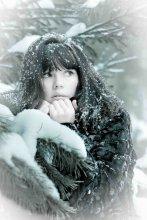 зима / продолжаю искать Нечто в портрете...