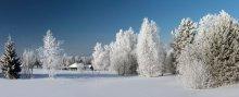 Снежная нежность (v.2) / Нижегородская область