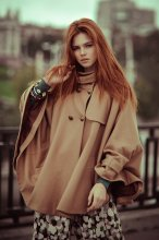 / photo: Boris Bushmin model: Dariya Lebedeva