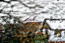 Зима в Затоке. / Зима. Снег. Курортный поселок Затока.