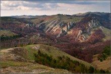Морщины гор / Крым