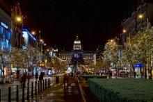 Радость и печаль / Ночь в канун Рождества