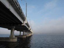 новый мост / Днепропетровск, самый длинный мост через Днепр http://webcams.org.ua/ru/free1278-92.html