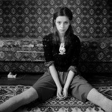 Виталина (портрет с Зайкой) / .......