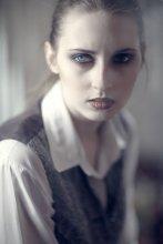 Diana / Классический портрет с одним источником света
