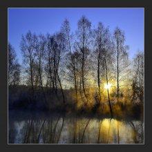 утро на реке / *******