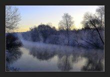 утро на реке #2 / ********