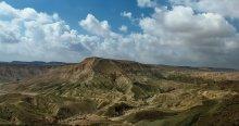 Пустыня Негев.Эйн-Авдат.Март / *********