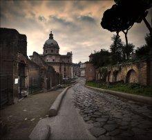 Римскими дорогами....... / Вечный город