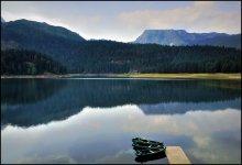 про тишину / Черное озеро, Черногория