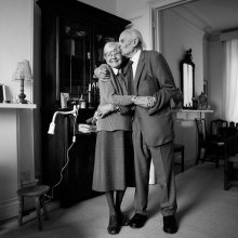 / 91 год Элизабет и 92 года Джону