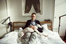 Тоби / человек и его самый близкий друг http://alhimovich.livejournal.com/348718.html больше фото