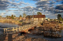 Новый мостик / Карелия