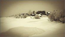 январь, этого года... / В окрестностях Архангельска.