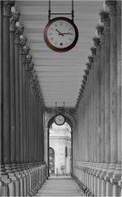 Время / Колоннада в Карловых Варах