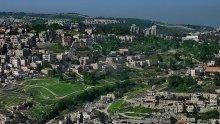 Окрестности Иерусалима / Снято с Масличной горы