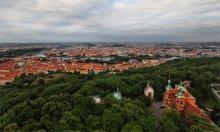 / Панорама Праги