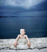 портрет / портрет на море